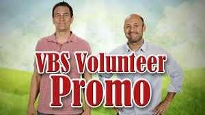skit guys vbs volunteer promo
