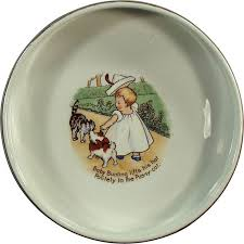 193 best vintage and antique childrens dishes images on