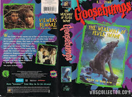 goosebumps the werewolf of fever swamp vhscollector com your