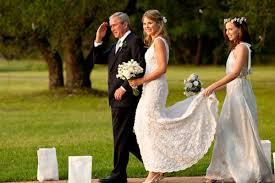 bush wedding dress photo by washington dc wedding photographer paul morse