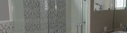 patterned glass shower doors frameless shower doors atlanta georgia semi frameless u0026 framed