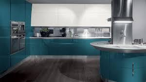 cuisine turquoise cuisine bleu et blanc pas cher sur cuisine lareduc com
