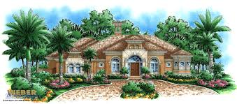 3 Story Homes Mt Vernon House Plan Weber Design Group Naples Fl