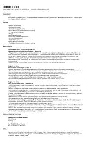 experience format resume 99 free professional resume formats designs livecareer