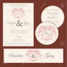 Invitation With Rsvp Card 2 939 Rsvp Card Stock Vector Illustration And Royalty Free Rsvp