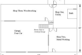 auto shop floor plan auto shop notes 6 bays for auto work one