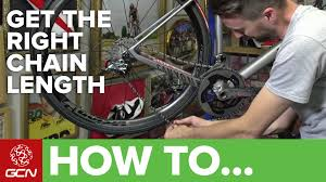 Bike To Work Week Presented by How To Calculate The Correct Chain Length Road Bike Maintenance