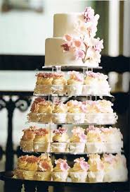 cupcake wedding cake cupcake wedding cakes stylish