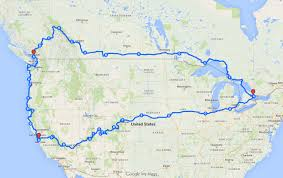 Google Map Utah by Cross Country Us Canada 2015 Our Ride