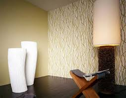 wallpapers in home interiors wallpaper design or wall design for home bukge is all about