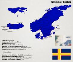 Map Og Sw Map Of Baltland By Thanytony On Deviantart