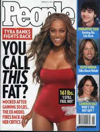 i feel delicious tyra banks is the reason for this site and