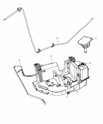 jeep wrangler front drawing front washer system for 2014 jeep wrangler mopar parts giant