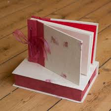 small photo albums 4x6 photo albums handmade using lokta paper anglesey paper company