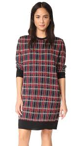 6397 plaid dress shopbop save up to 30 use code more17