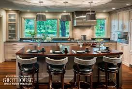 kitchen island bar designs kitchen island bar ideas wood countertop butcherblock and bar