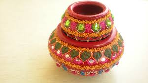How To Decorate A Pot At Home Mud Pot Designs 115 Stunning Decor With Rseapt Org Creative