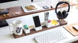 Diy Desk Ideas 30 Creative Diy Desk Organizer Ideas To Make Your Desk