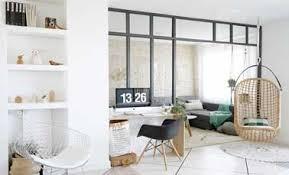 am駭ager un coin bureau dans un salon construire une verrière atelier pour faire un coin bureau