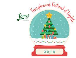 Tree Event Festival Of Lights