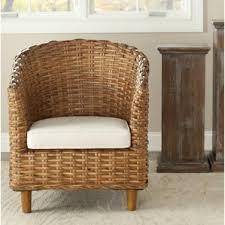Rattan Accent Chair Rattan U0026 Wicker Accent Chairs You U0027ll Love Wayfair