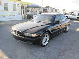 bmw 740m 2001 bmw 7 series for sale carsforsale com