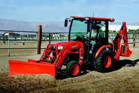kubota small compact tractors