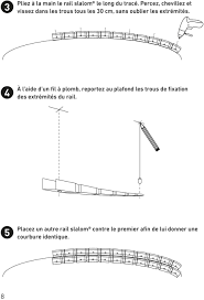 Porte De Placard Coulissante Recoupable by Comment Fixer Un Rail De Porte Coulissante Au Plafond Comment