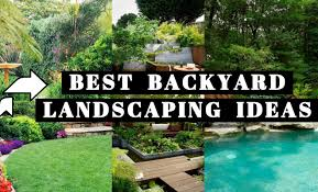 Backyard Landscaping Idea 30 Best Backyard Landscaping Ideas To Connect With Nature