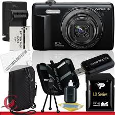 olympus vr 340 battery olympus vr 340 digital black 32gb package 6 by olympus