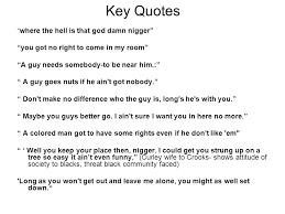 Curley S Quotes Of Mice And Men Crooks Ppt Video Online Download