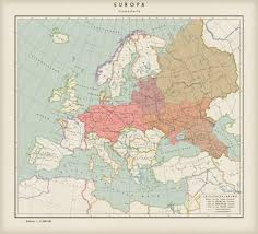 Ww2 Europe Map If Germany Won A Fictional Map Of A German Dominated Post Ww2