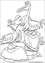 coloring finding dory hank dory coloring pages