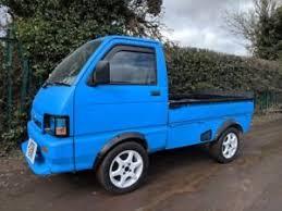 suzuki pickup truck 1996 daihatsu hijet efi suzuki carry bedford rascal pick up truck