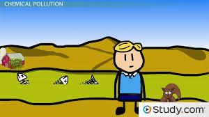 pollution physical chemical u0026 biological video u0026 lesson