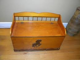 Bench Toybox 39 Best 1950 Vintage Toy Box Images On Pinterest Toy Boxes