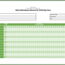 attendance sheet template selimtd