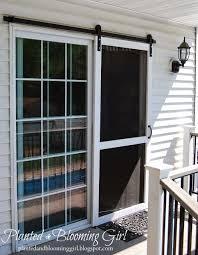 Screen For Patio Door Patio Pavers On For Screen Patio Door Home Interior