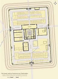 Roman Floor Plan by Nancy U0027s Novels April 2013