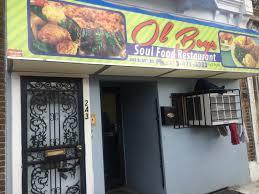 cuisine s 60 ol boy s soul food restaurant fried chicken platter midtown lunch