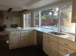 Thomasville Kitchen Cabinets Prices Our Cabinets Thomasville Creme With Carrera Glaze Kitchen