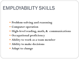employability skills of the future ppt download
