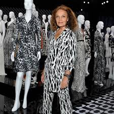 dvf wrap dress on its 40th anniversary we take a journey with diane