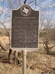 Palo Duro Canyon State Park Map The Battle Of Palo Duro Canyon September 28 1874 Image