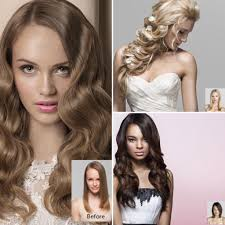 Good Hair Extension Brands Clip In by Huwpro Clip In Human Hair Extensions Global Hair Health Growth