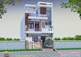 21x45 modern house design kerala home design and floor plans