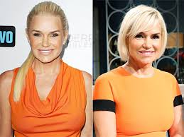 did yolanda foster cut her hair yolanda foster s new chic bob all the details lyme disease
