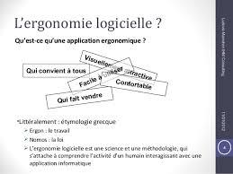 si e informatique ergonomique cours 1 introduction a l ergonomie logicielle