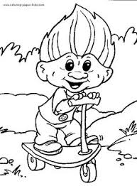 free printable dreamworks trolls coloring pages harper troll