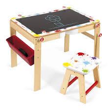 jeux de au bureau bureau modulable 2 en 1 splash janod king jouet dessin et peinture